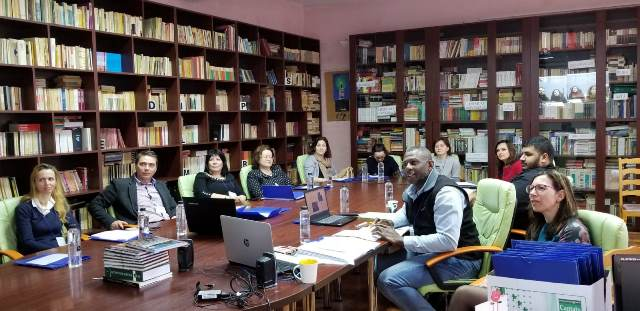 First project meeting in Romania WOMEMP project